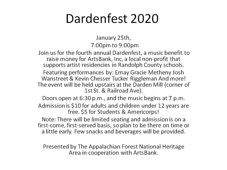 This image has an empty alt attribute; its file name is Dardenfest-2020.jpg