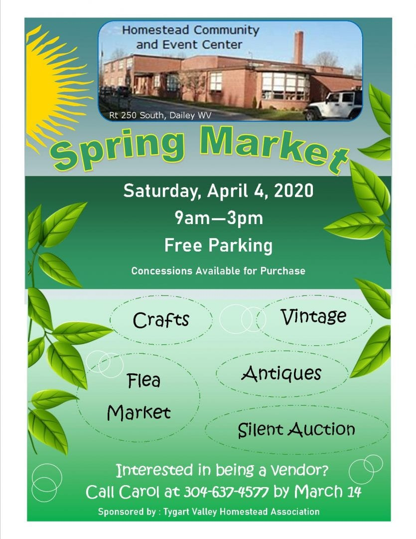 This image has an empty alt attribute; its file name is Spring-Market-Flyer-835x1080.jpg